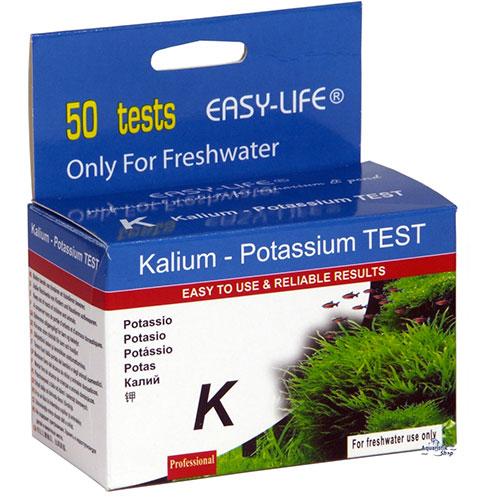 easy life potassium teszt